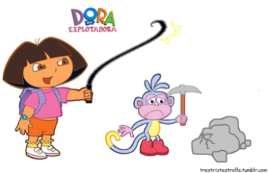 Lora the eplotadora